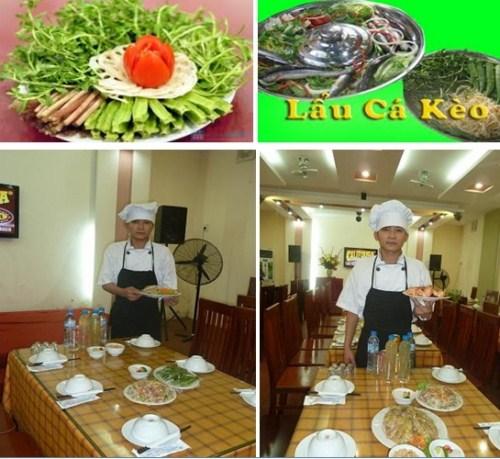 Nhà hàng tươi ngon tại Hà Nội