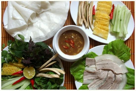 Đặc sản Đà Nẵng tại Hà Nội