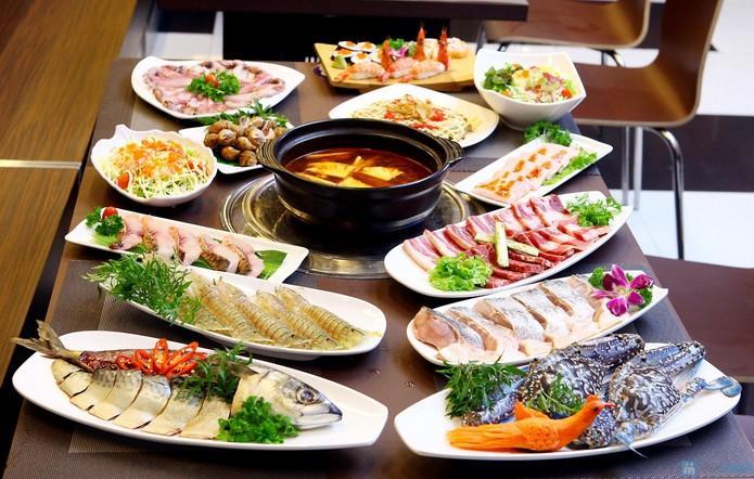 Nhà hàng Hải sản tại Hoàn Kiếm
